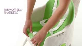 Детский стульчик для кормления Keter Multi Dine Highchair Full(Детский стульчик для кормления Keter Multi Dine Highchair Full., 2014-12-24T18:47:24.000Z)