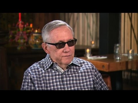 Sen. Harry Reid opens up about retirement decision