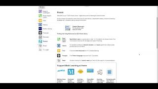 Finding Digital Resources on the TDSB Virtual Library