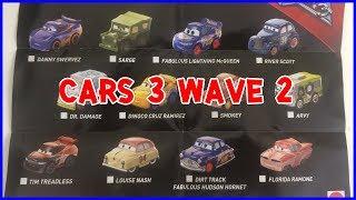 ซองสุ่ม CARS 3 MINI RACERS WAVE 2 by PonPlayPlearn