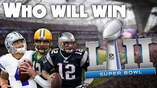 who will win super bowl 52