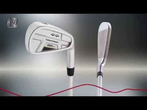 Masters Golf - Snake Eyes 695 OS Iron ASE000