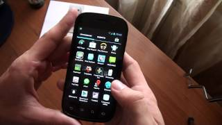 Обзор Android 4.1 Jelly Bean (на примере Nexus S)