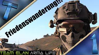 ARMA 3 SPECIAL - Friedenswanderung! (#TeamElan)
