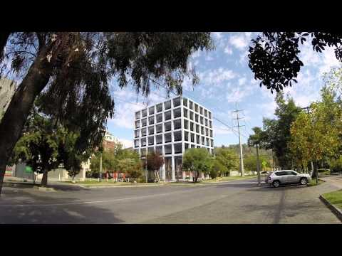 ALONSO DE CORDOVA OFFICE BUILDING - SANTIAGO DE CHILE