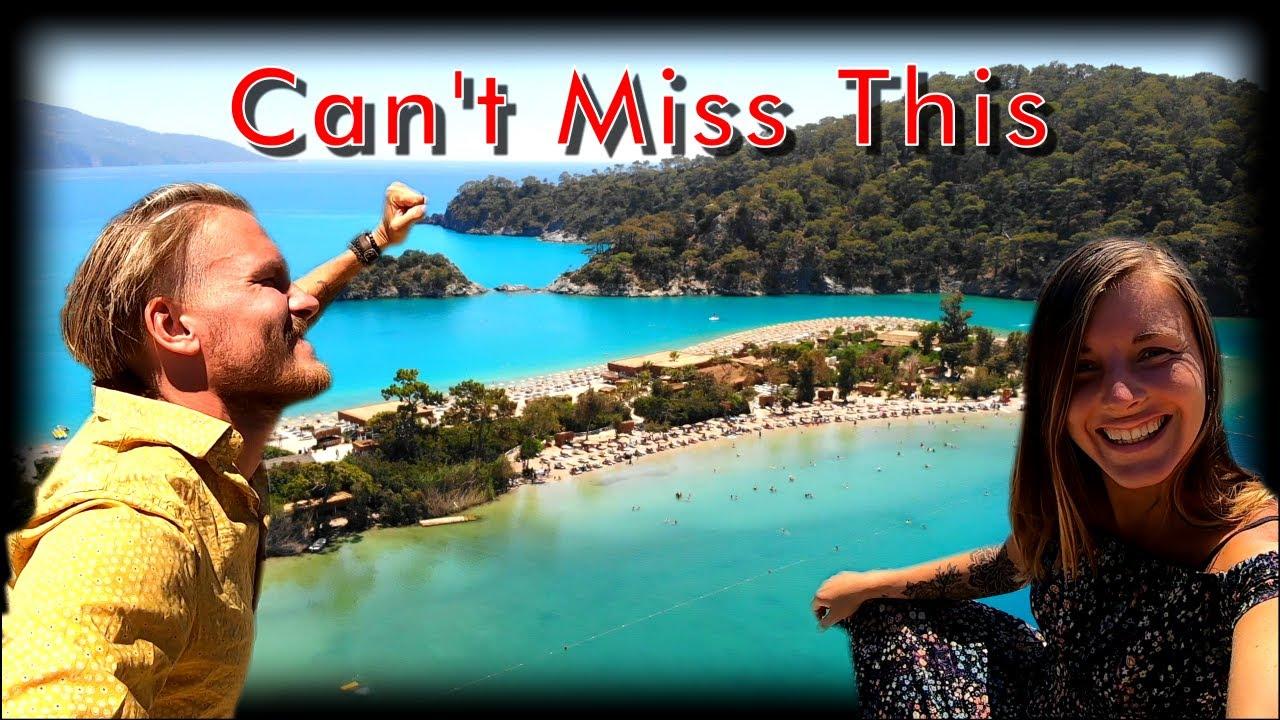 Must See Around Fethiye   Travel Turkey   Van Life Vlog