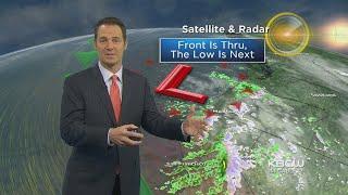 Thursday Night Pinpoint Forecast