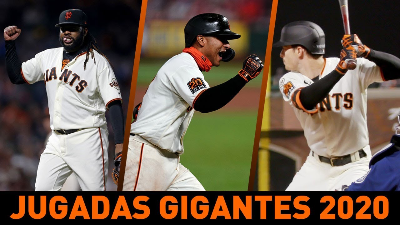 Jugadas Gigantes - SF Giants Highlights in Spanish