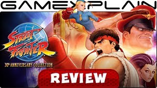 Street Fighter 30th Anniversary Collection - REVIEW (Nintendo Switch)