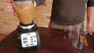 How to: Frappe in a Blender : Frappuccinos