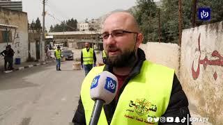جهود حثيثة لمتابعة العاملين في الداخل المحتل لمنع انتشار كورونا 27/3/2020