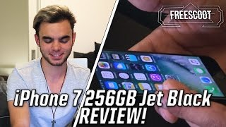 iPhone 7 256GB Jet Black | REVIEW! | #freescoot