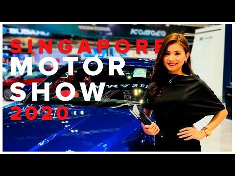 Motorist @Singapore Motorshow 2020