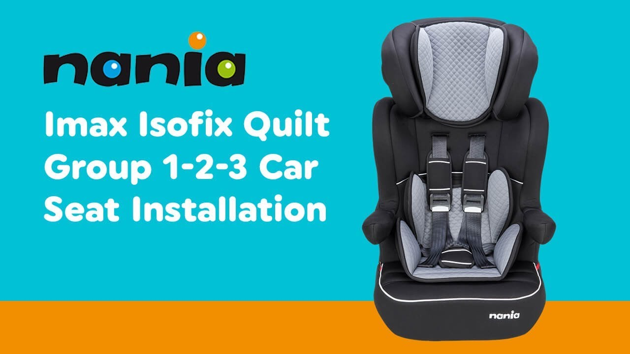 Kindersitz Osann Comet Night Test Installation Guide For Imax Sp Isofix Group 1 2 3 Car Seat Smyths Toys