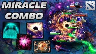 Miracle Enigma Combo Highlights - Dota 2 Patch 7.07