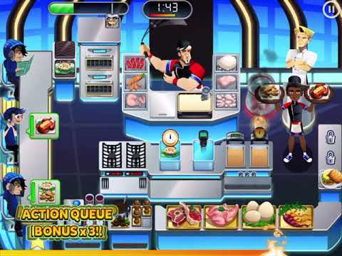 Restaurant Dash - Chef Arena (Part 4)