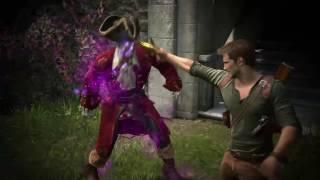 Uncharted 4 ко-оп выживание, часть5. Босс Генри Эвери, продолжение