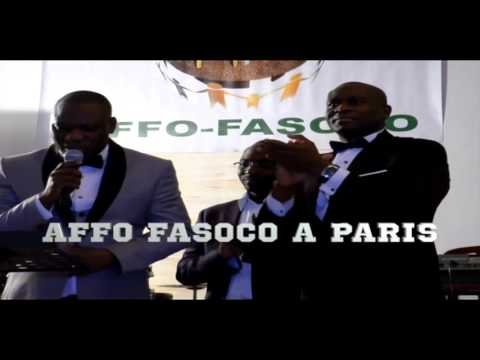 Dîner gala de charité 2015 (Affo Fasoco) en image