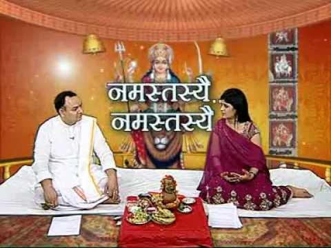Acharya Rajbir Gaur,s  process of durga puja.dat