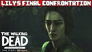 THE WALKING DEAD SEASON 4 EPISODE 4 Clementine Kills Lily