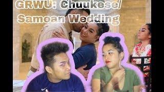 CHUUKESE: Peparing for wedding