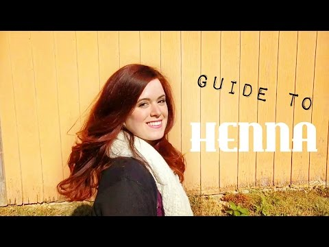 NATURAL | ORGANIC | CRUELTY FREE : Complete Guide to Henna Hair Color