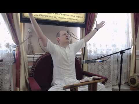 Шримад Бхагаватам 4.16.22-23 - Шри Говинда прабху