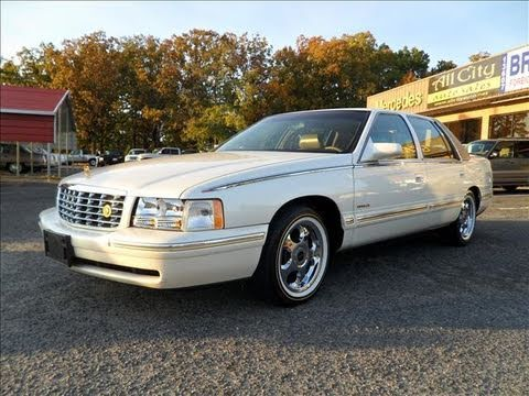 Short Takes 1998 Cadillac Deville Start Up Engine Tour
