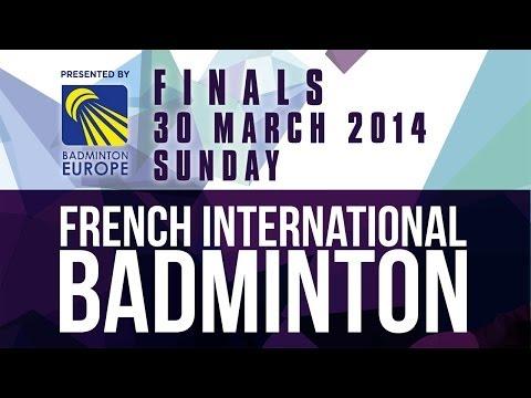 Final - MS - Pablo Abian vs Vladimir Malkov - 2014 French International