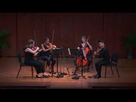 Shostakovich String Quartet No. 3 in F Major, Op. 73:  Abeo Quartet