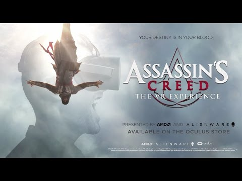 Assassin's Creed Movie VR Experience (Trailer)