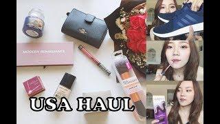 美國戰利品America Haul:Sephora彩妝、鞋子、零食|Regina Ho