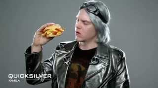 Quicksilver Eats a Burger - Time in a Bottle
