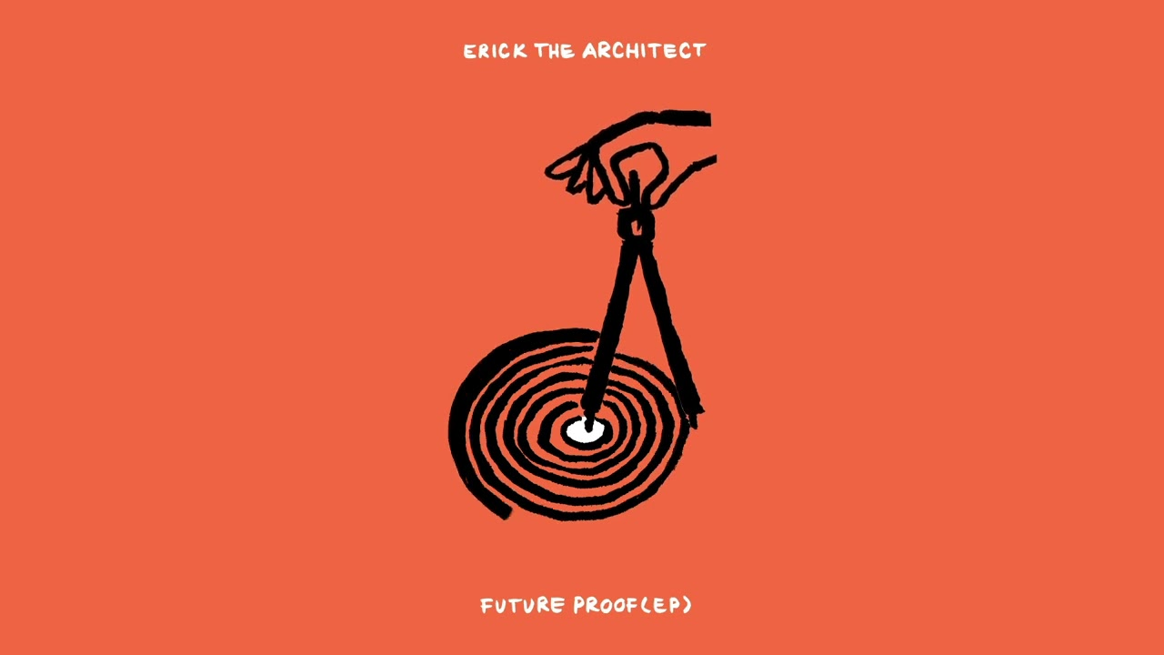 Linden Jay produces Erick The Architect's entire debut 5 track EP 'Future Proof'