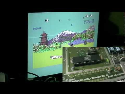 Let's Compare - SID Chips - C64 vs. C64c vs. C64g