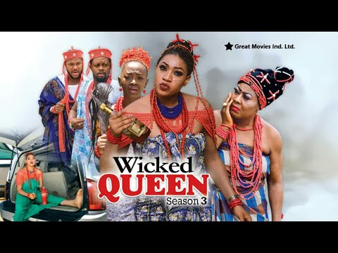 Download Wicked Queen Season  3 - (New Movie ) 2018 Latest Nigerian Nollywood Movies