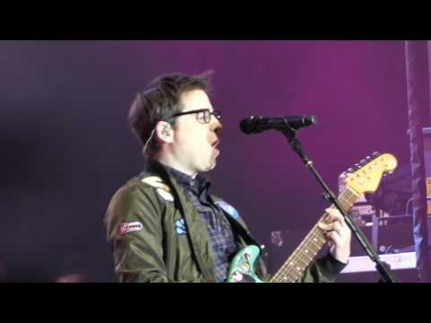Weezer - Perfect Situation - 2017 Boston Calling