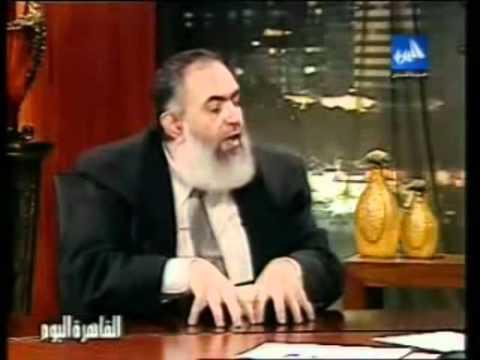 الشيخ حازم صلاح يفحم عمروا اديب افحما فحيما متفحما هههههه