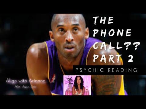 Tell My Story: Kobe Bryant's Secrets PT. 2 *Psychic Reading*