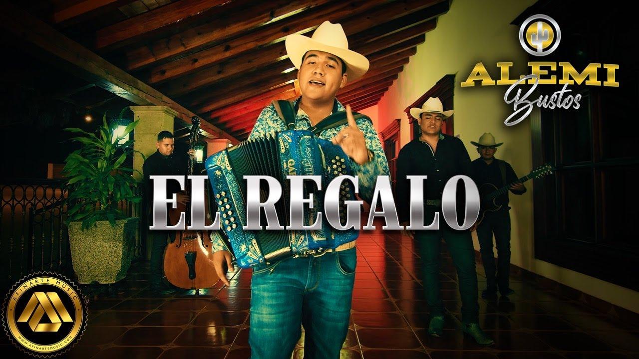 Alemi Bustos - El Regalo (Video Musical)