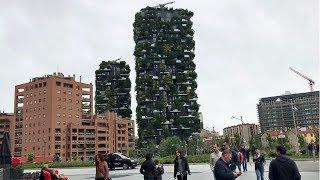 The New Milan at Porta Nuova