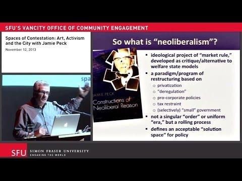 Neoliberal Urbanism: Artful Alternatives?