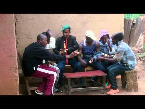 Rwandan Comedian KABOSS in 'Manyinya' by John Bebwa