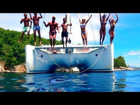 ADRIATIC SEA / CROATIA (HD 2017)