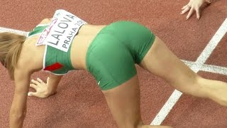 Ivet Lalova 2015, one of the most popular gorgeous female athletes