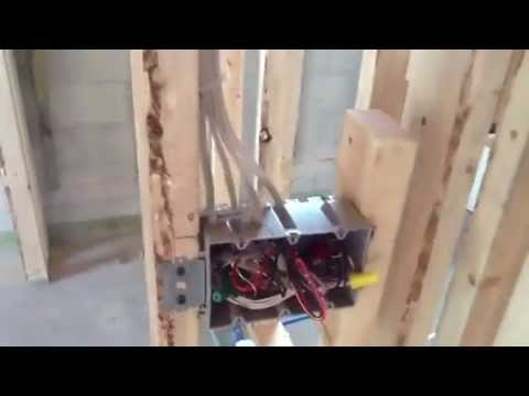 Basic Residential Electrical Wiring - YouTube