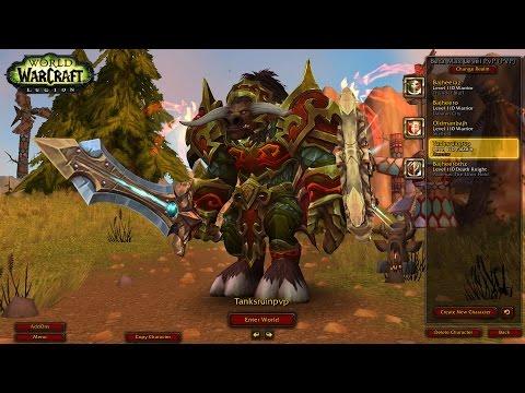 WoW: Legion (Beta) -