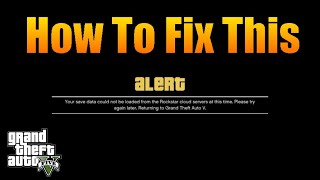 """HOW TO FIX """"files required to play gta online could not be downloaded"""" FIX METHOD 2 (PS4/XBOX1)"""