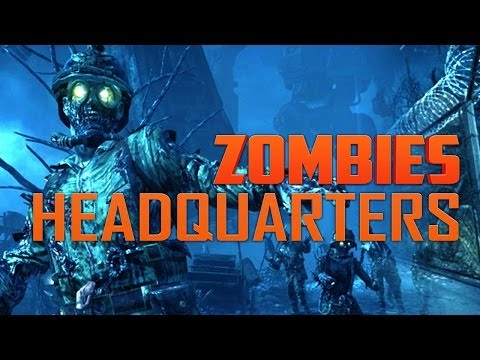 ZOMBIES HEADQUARTERS ★ Call of Duty Zombies