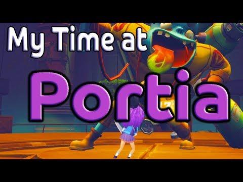 Hazardous Ruins Boss! - My Time at Portia (Alpha 3.0) – Part 17